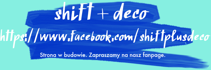 Shift+Deco na Facebooku